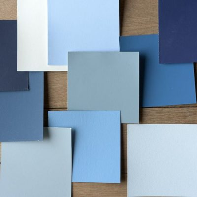 Denim Drift – color of the year 2017 for interiors