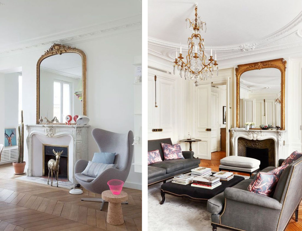 A Parisian Apartment 6 Tips To Give A Parisian Look To Your Home Interior Notes