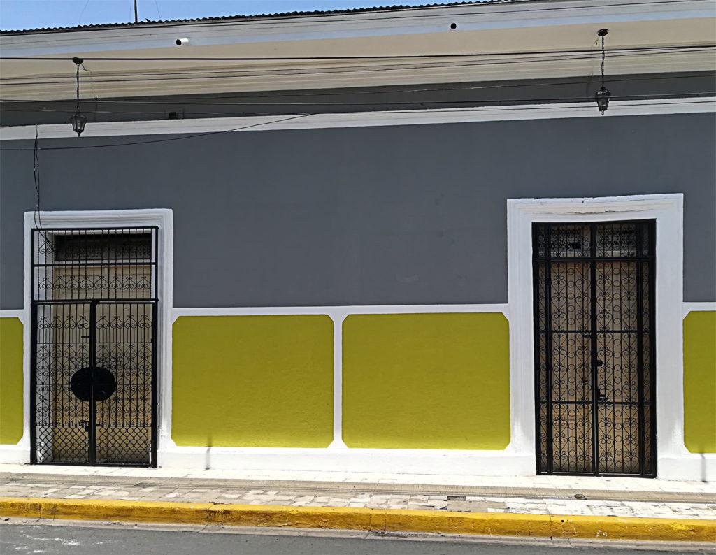 The colorful facades of Granada, Nicaragua - Interior Notes
