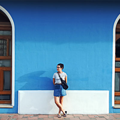 The colorful facades of Granada, Nicaragua