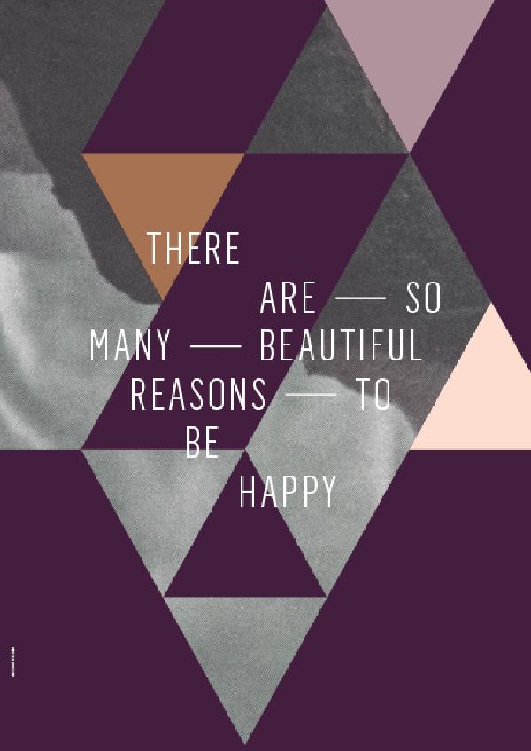 beautiful reasons posters