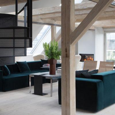 The new Vipp hotel in Copenhagen