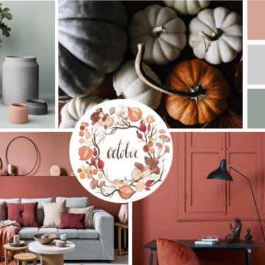 October moodboard- Autumn is coming