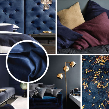 November Moodboard: It's time for an evening at home.