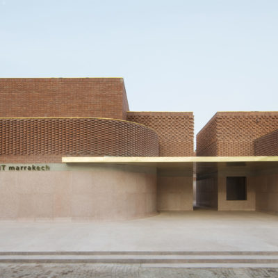 The museum dedicated to Yves Saint Laurent opens in Marrakech
