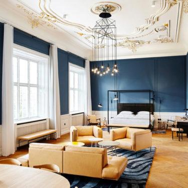 Il nuovo Nobis Hotel a Copenhagen