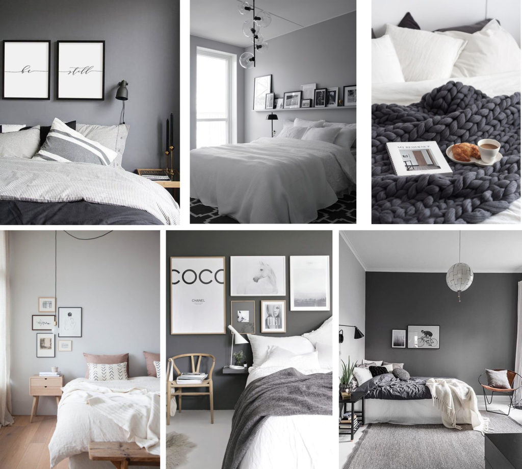 moodboard nordic bedroom