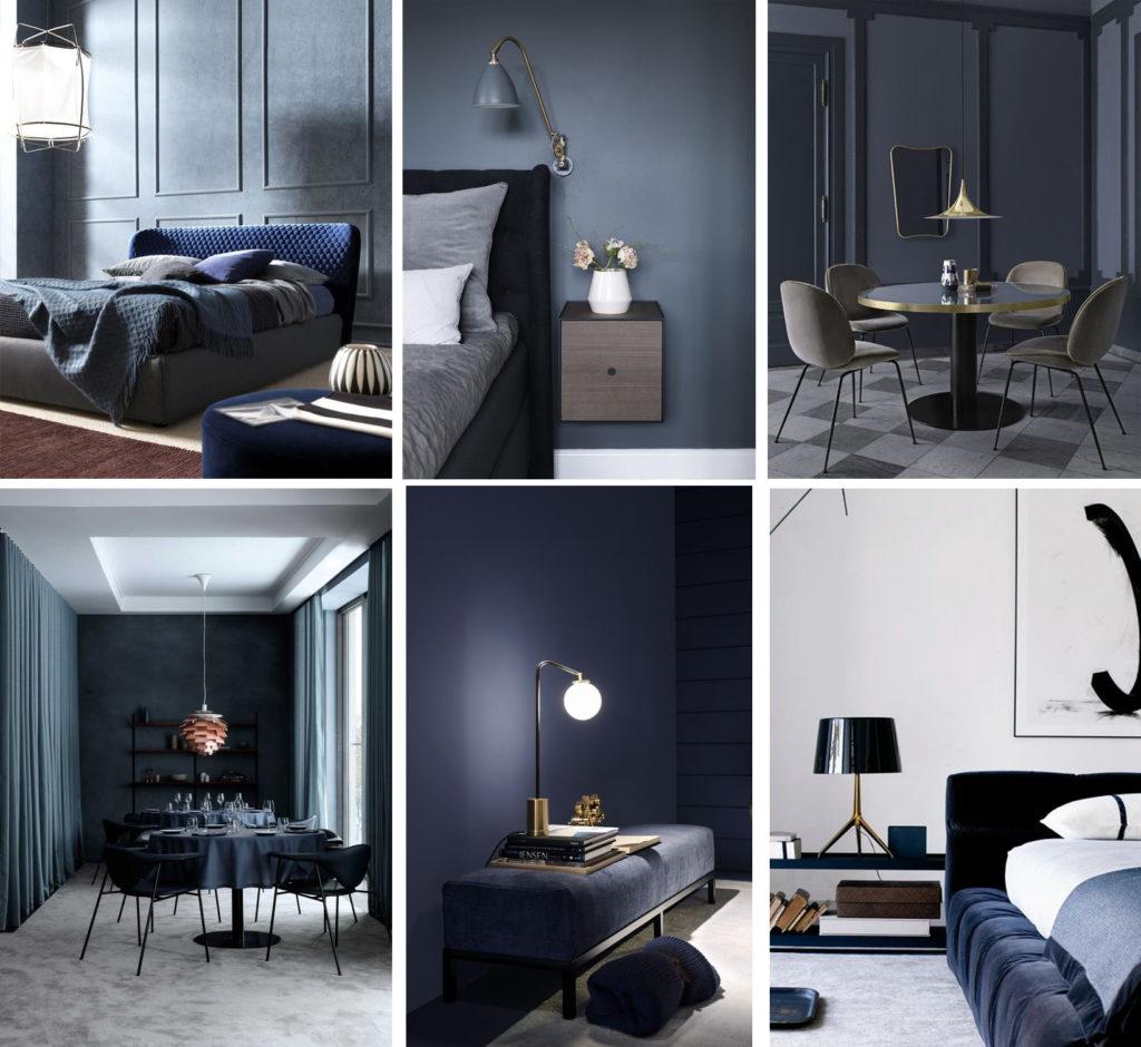 moodboard parisian blue