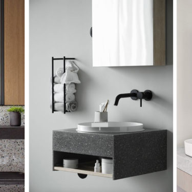 Black faucets: the new trend for the bathroom