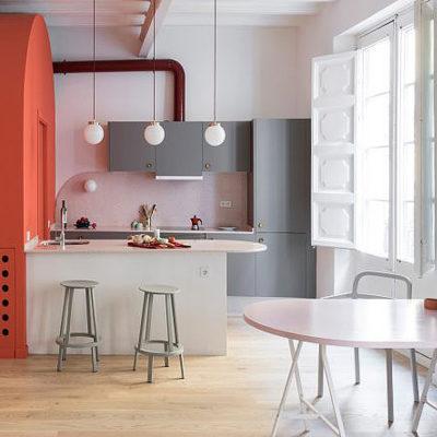 Come rinnovare un appartamento con il colore