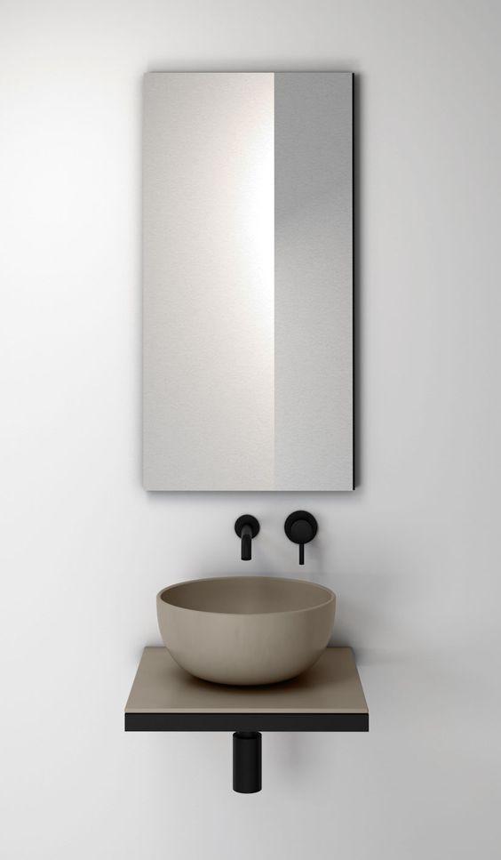 La rubinetteria nera nuova tendenza per il bagno interior notes - Rubinetteria bagno nera ...