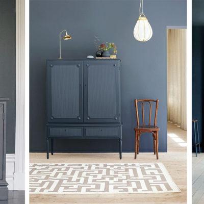 Tendencias para copiar: paredes y muebles del mismo color