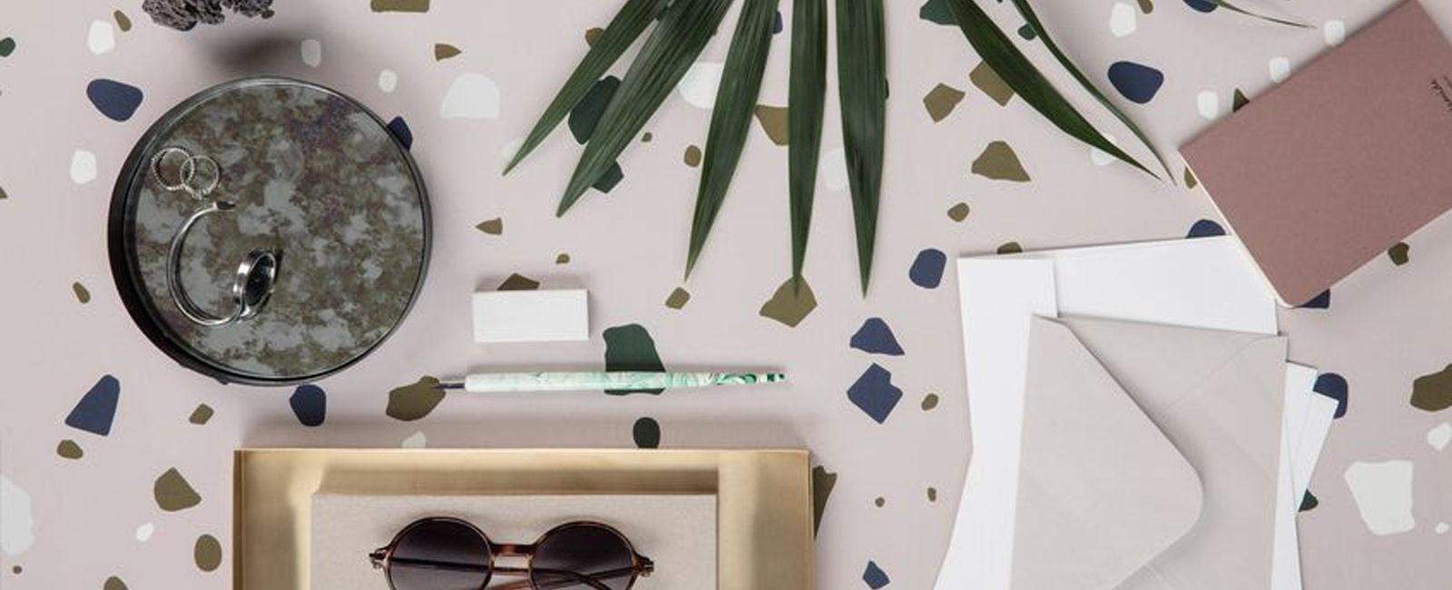 New trend: Venetian terrazzo floor