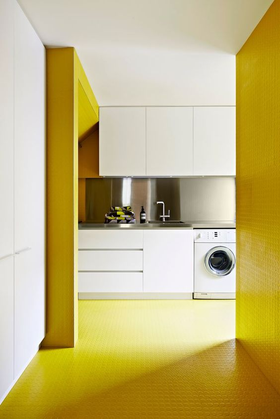 Gen Z Yellow The Color Of The Spring Summer 2018 Interior Notes