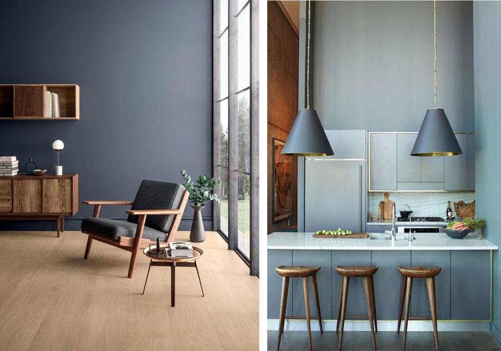 Colori Interni Grigio : Ecco perchè il grigio è il colore perfetto per gli interni