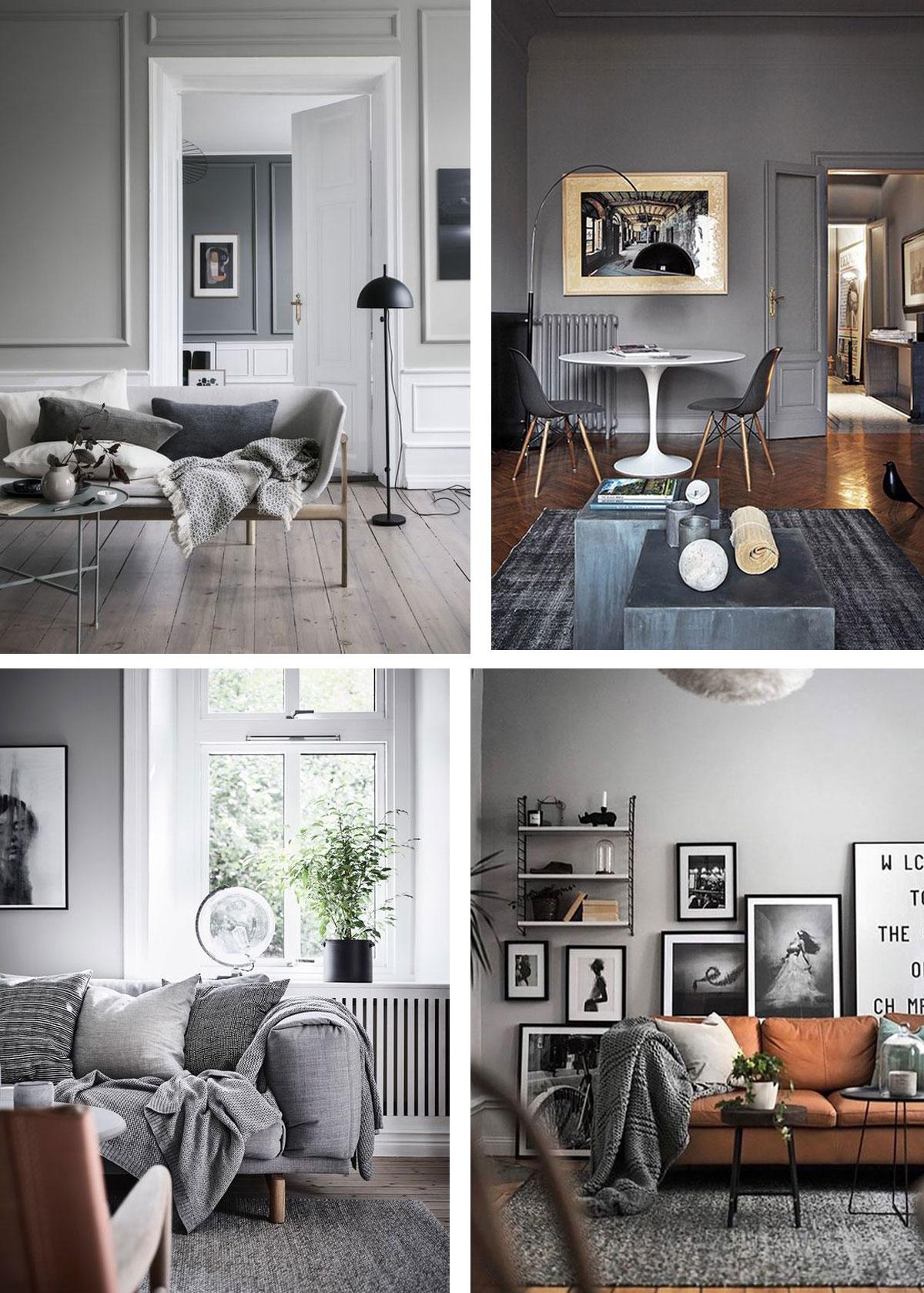 Ecco perchè il grigio è il colore perfetto per gli interni ...