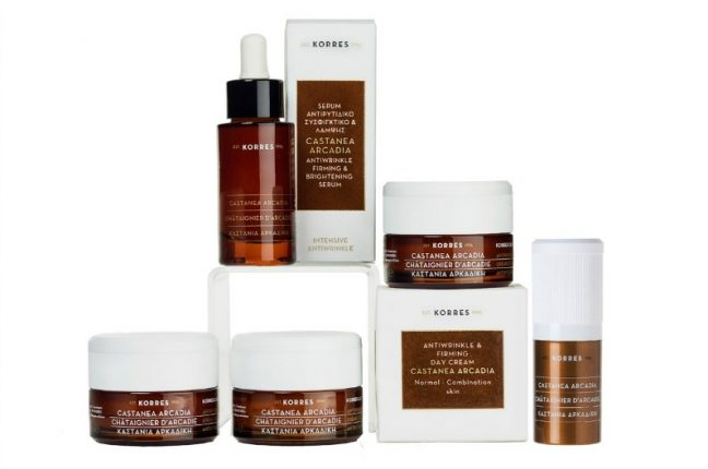 Korres products