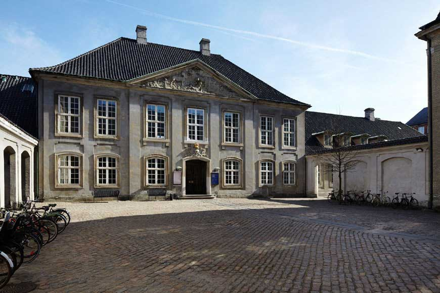 Building od Design Museum Copenhagen