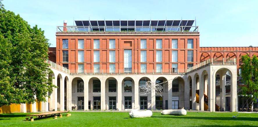 Palazzo dell'Arte Triennale di Milano