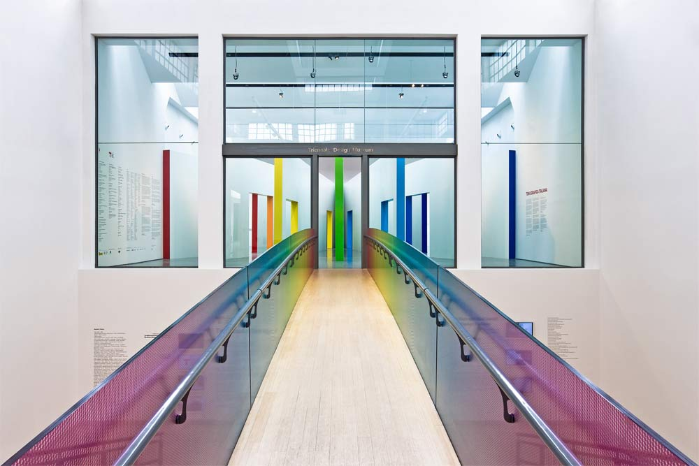 Interni Triennale, Triennale Design Museun