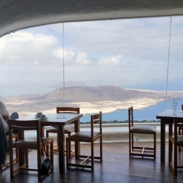 César Manrique's must visit architectures in Lanzarote