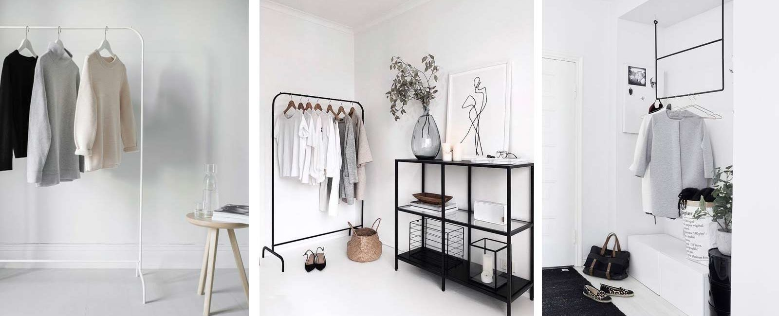 COAT RACKS BECOME DESIGN OBJECTS