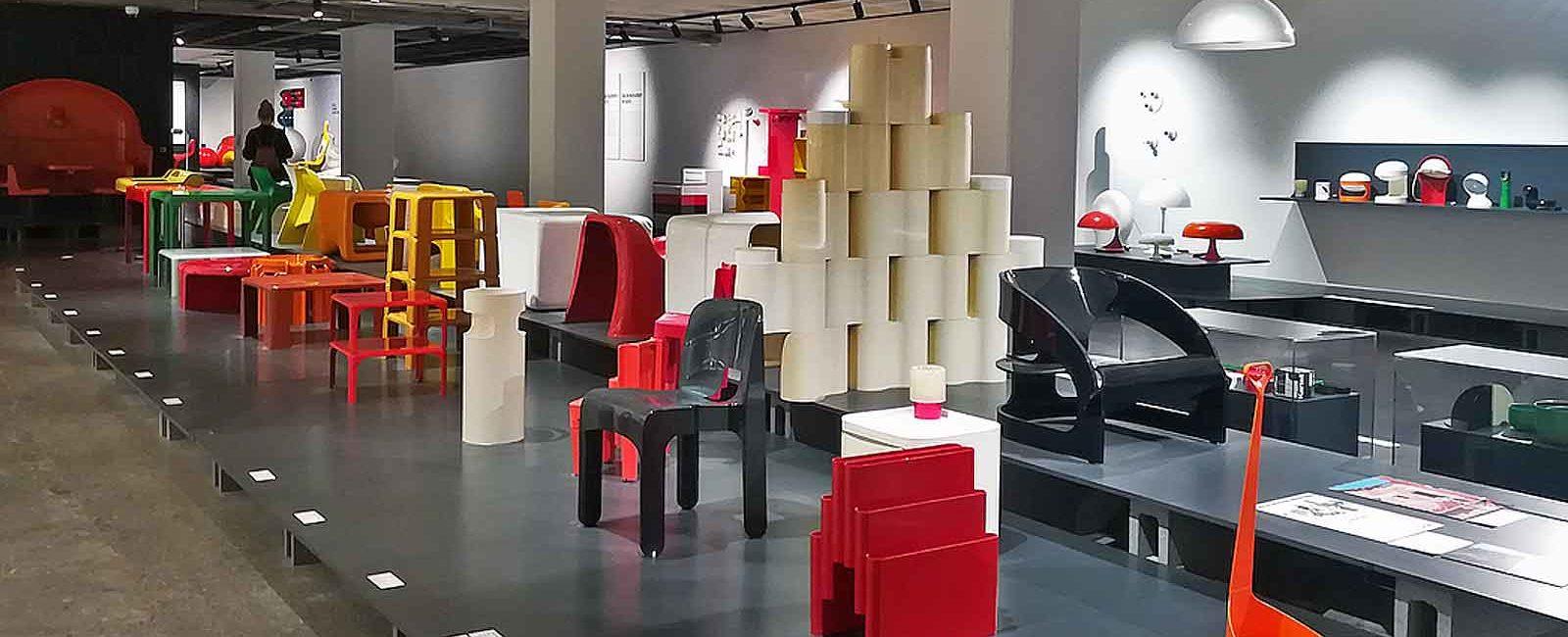 ADAM, il museo di design di Bruxelles interamente dedicato alla plastica