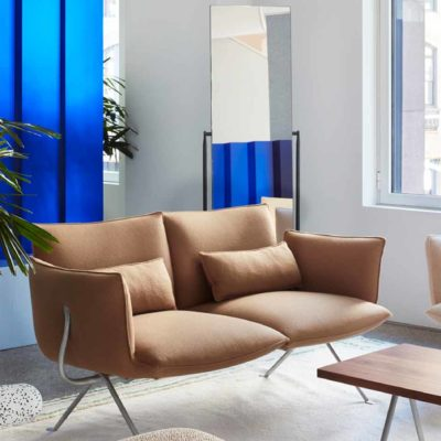 Electric blue: a new color trend for 2020