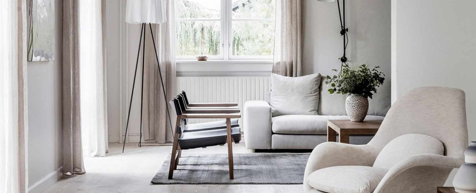 A Fredericia furnished home