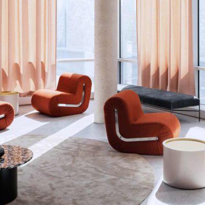Le Club: il progetto di Studio Pepe per un hotel parigino