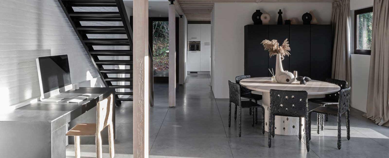 Faina house – una vetrina per il design ancestrale del brand