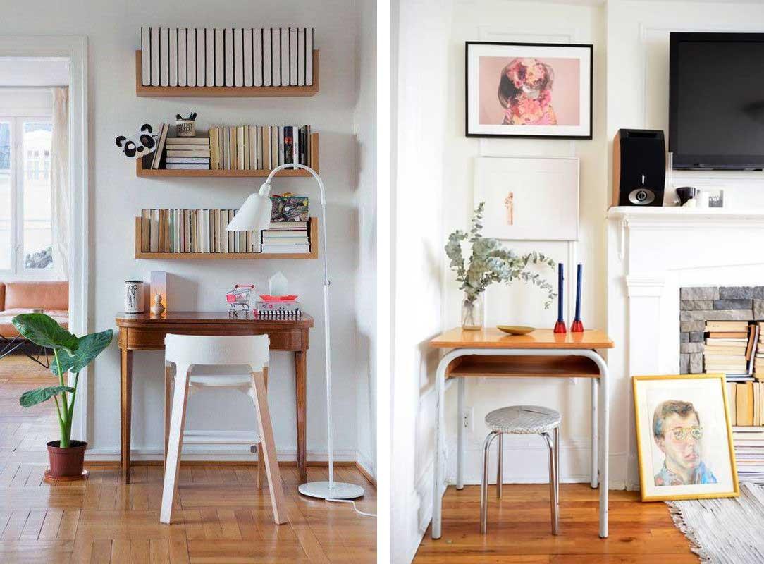 Idee per creare un angolo ufficio in casa - Interior Notes