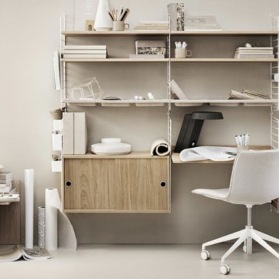 Ideas for creating an office corner at home