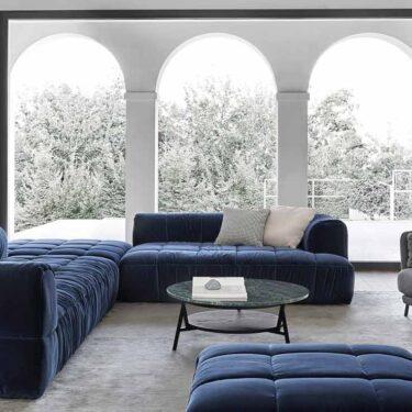 Design icon: the Strips sofa by Cini Boeri for Arflex