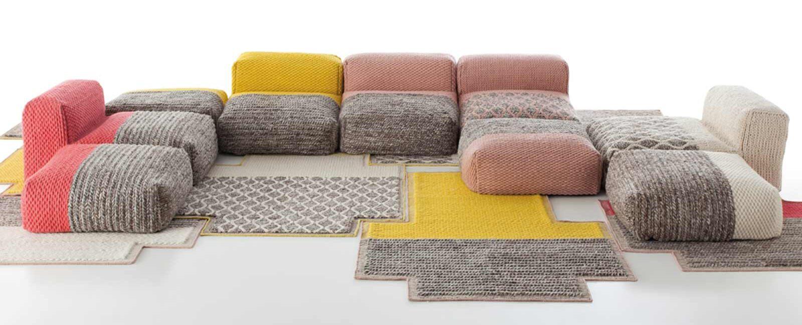 Modular sofas: a versatile and comfortable furnishing