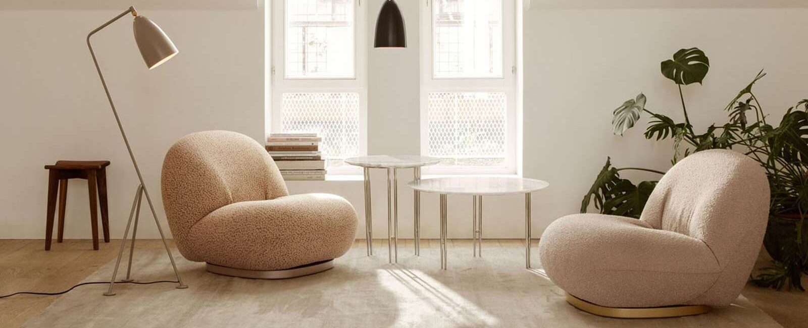 Design icon: the Pacha Lounge Chair by Pierre Paulin