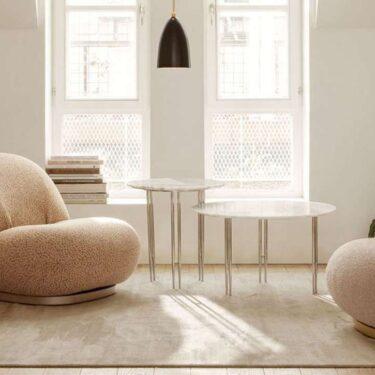 Icone del design: la poltrona Pacha di Pierre Paulin