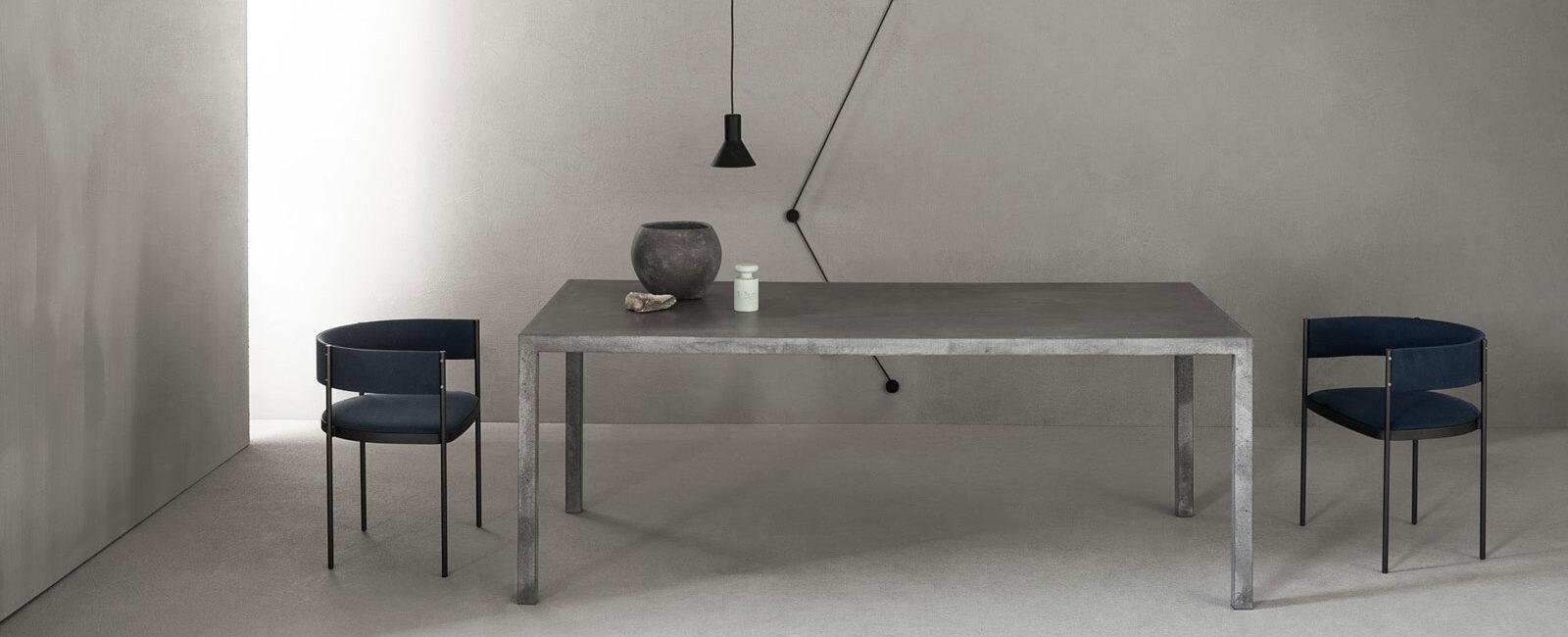 Trend 2021: concrete furnishings