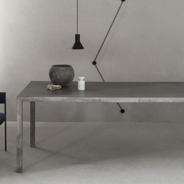 Trend 2021: concrete furnishings