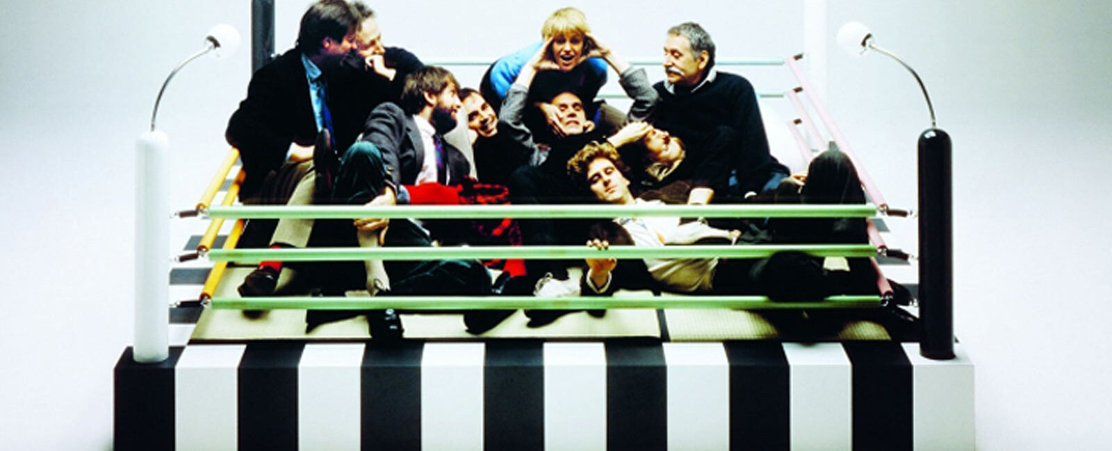 History of design: Ettore Sottsass and the Memphis group