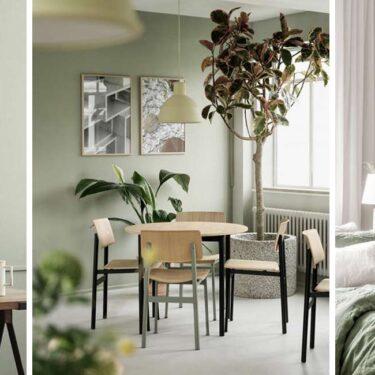 Color inspiration: sage green