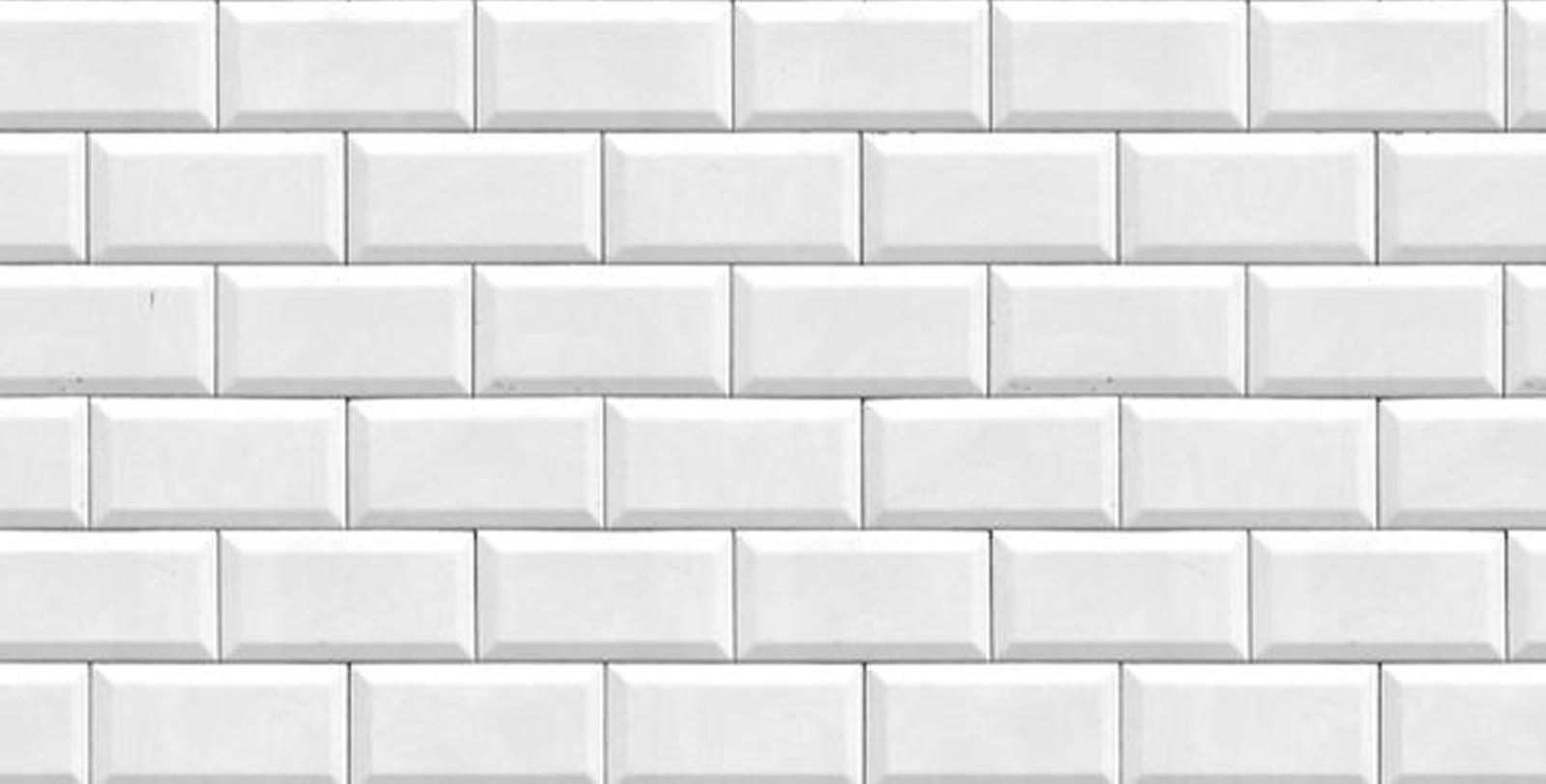 Piastrelle Bianche Diamantate Bagno le piastrelle in stile metropolitana - interior notes