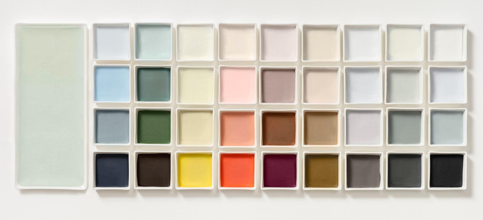 Tabella Colori Sikkens Ral tranquil dawn e i nuovi colori 2020 di sikkens - interior notes