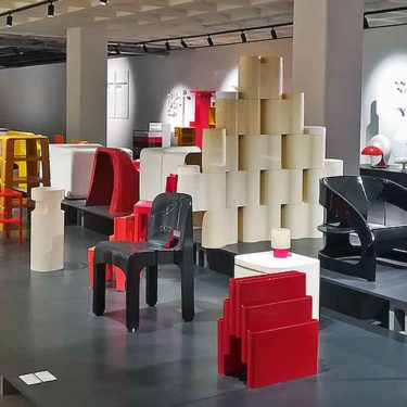 ADAM, el museo de diseño de Bruselas totalmente dedicado al plástico