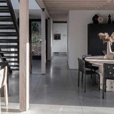 Faina house – a showcase of the brand's ancestral design