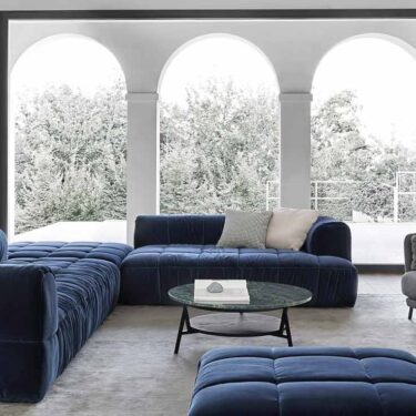 Design icon: the Strips sofa by Cini Boeri for Arflex