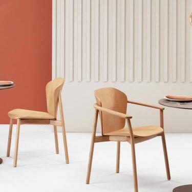 5 consigli per scegliere le sedie di un ristorante o bar