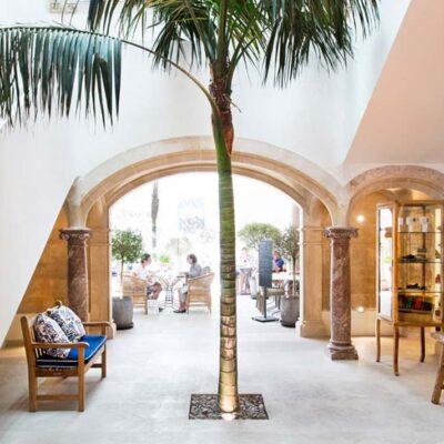 8 design stores in Palma de Maiorca